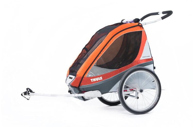 chariot corsaire 1 fahrradanh nger vergleich. Black Bedroom Furniture Sets. Home Design Ideas