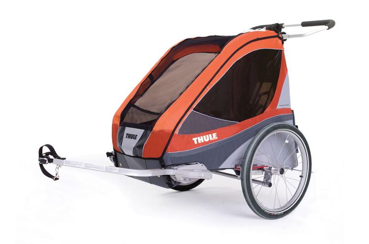 chariot corsaire 2 fahrradanh nger vergleich. Black Bedroom Furniture Sets. Home Design Ideas